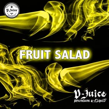 Vjuice Fruit Salad 50ml 80/20