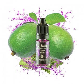 Vjuice Guava Insane 10ml 80/20