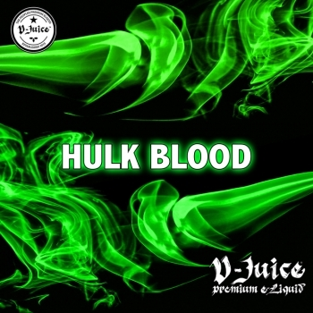 Vjuice Hulk Blood 10ml 80/20