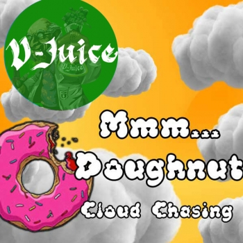 Vjuice MMM.. Donut 100ml 3mg
