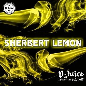 Vjuice Sherbet Lemon 10ml 80/20
