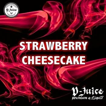 Vjuice Strawberry Cheesecake 10ml 80/20