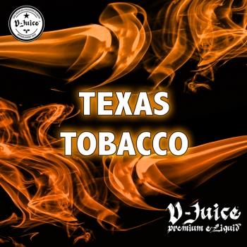 Vjuice Texas Tobacco 100ml 80/20