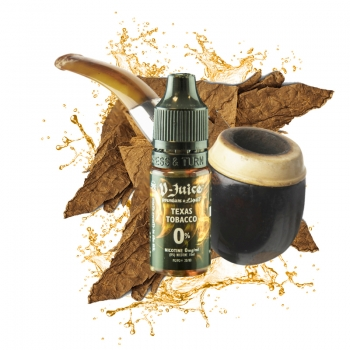 Vjuice Texas Tobacco 10ml 80/20