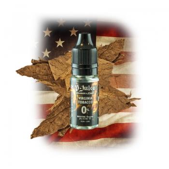 Vjuice Virginia Tobacco 10ml 50/50