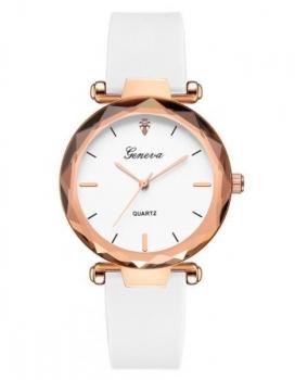 Cute Geneva Women's White Watch
