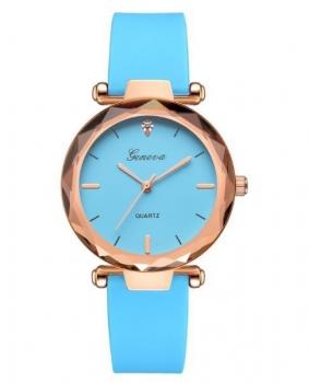 Cute Geneva Women's Blue Watch