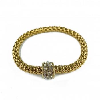 FREE Gold-plated CZ Gem Bracelet