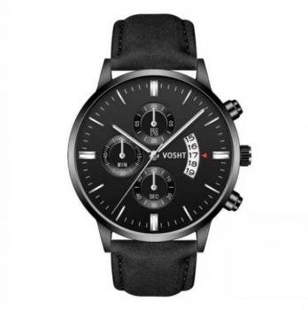 Men's Black Vosht Watch