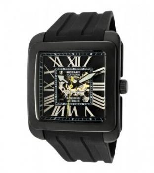 Rotary 710C Skeleton Watch