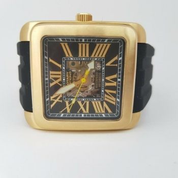Rotary 711C Skeleton Watch