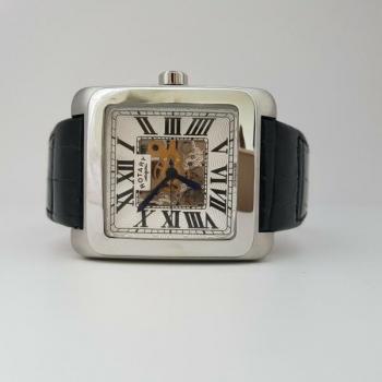 Rotary GLE0007/21 Skeleton Watch