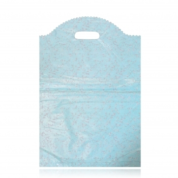 x50 Large Plastic Jewellery Gift Bags